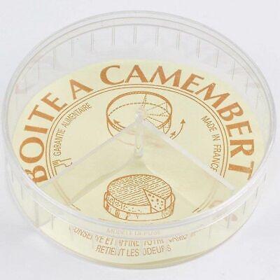 Boite A Camembert 11.5 Cm Conserve Et Affine Le Fromage Fabrique En France 2