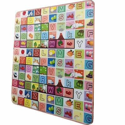 20MM 2MX1 8M THICK Baby Play Mat Floor Rug Picnic Cushion Crawling Kid  OCUSH3204