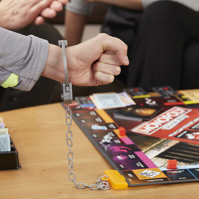 Monopoly Cheaters Edition Board Game 5