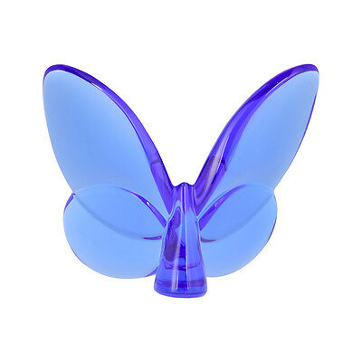 Baccarat Crystal Lucky Butterfly Sapphire 2102546 4