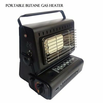 Portable Heater Stove Cooker Dual Gas Supply Camping Outdoor OBBQ59805 10