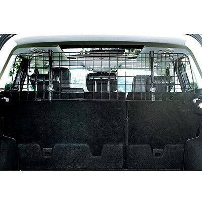 Universal Dog Guard Car Headrest Travel Mesh Grill Pet Safety Adjustable Barrier 2