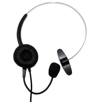 New T400 Headset Headphone For Mitel IP Series 5330e 5210 IP 5212 5215 5220 5360