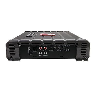 NEW POWER ACOUSTIK CB1 2500D 2500 Watt Mono Class D Subwoofer Amplifier  BASS AMP