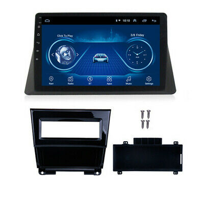 For 08-13 Honda Accord 10.1'' Android 9.1 GPS Navigation Stereo Radio WiFi 2+32G 3