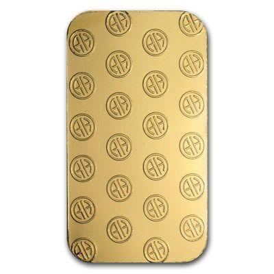 1 oz Gold Bar - Argor-Heraeus - eBay - SKU #82987 4