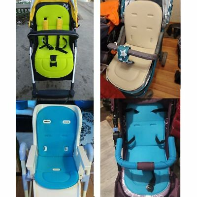 Baby Stroller Seat Cushion Mattress Kids Pushchair Car Cart High Chair Trolley 2