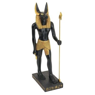 Egyptian Anubis Jackal God of the Underworld Statue 2