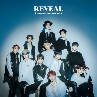 THE BOYZ REVEAL 1st Album CD+POSTER+Photo Book+Post Card+Film+Card+Fortune+GIFT 2