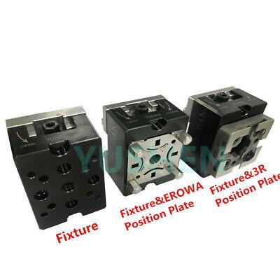 1X Wire EDM EROWA 3R CNC Self-centering Vise Electrode Fixture Machining Jaw 4