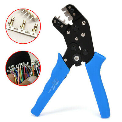 620Pcs Male Female Jumper Header Wire Connector Kit+SN01B Terminal Crimping Tool 6