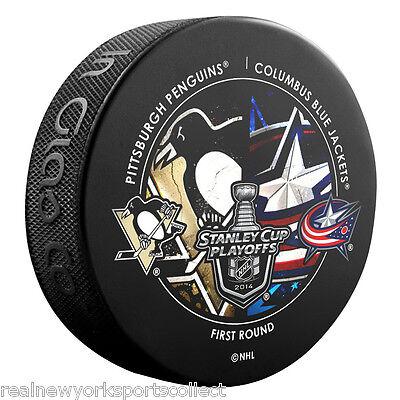 66c8887c676 ... 2014 Boston Bruins Vs. Detroit Red Wings Stanley Cup Playoffs Souvenir  Puck 4