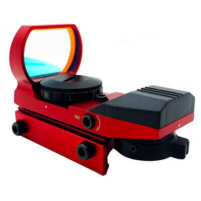Red Dot Sight Reflex Holographic Scope Tactical Optics Mount 20mm Rails - USA 3