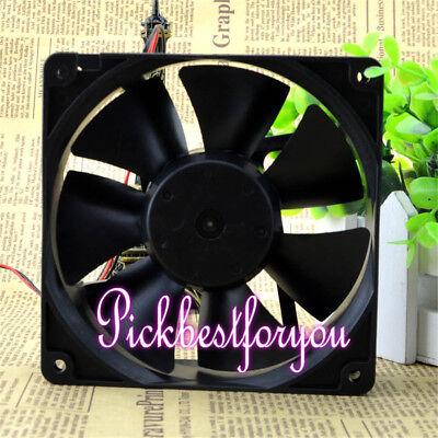 NMB 4715KL-04W-B30 fan 120*120*38mm DC12V 0.72A 2pin #M2077 QL 4