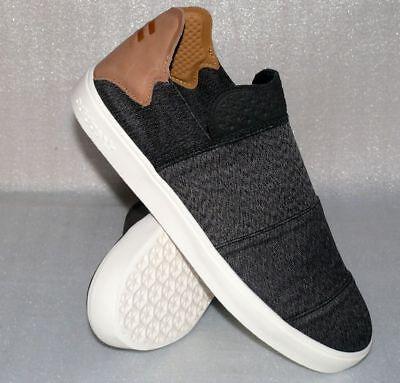 Details zu Adidas AQ5781 Vulc Slip ON PW Herren Schuhe Sport Sneaker EU 41 13 Dk.Grau Weiß