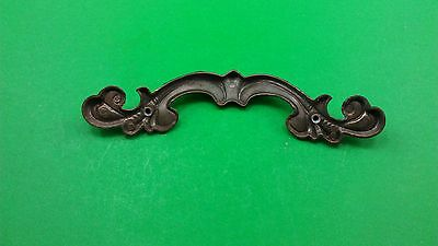 3 Antique Vintage Handles/pulls For Bedside Table Drawers 5