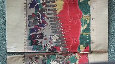 Antique Japanese Woodblock Print Toyokuni Kunisada? 4