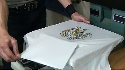 """400 sheets +A3 13""""x19"""" Inch 100gsm Thick Sublimation Inkjet Heat Transfer Paper 8"""