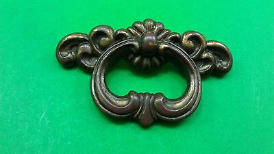 3 Antique Vintage Handles/pulls For Bedside Table Drawers 6