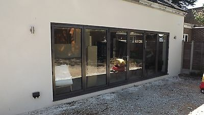 KAWNEER & Smart Aluminium Window And Door Systems Sliding Bi-Fold ...