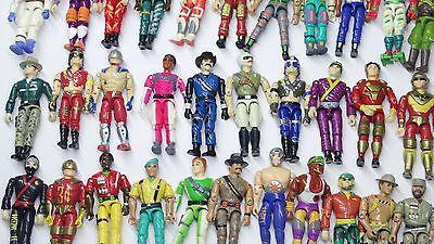Random Lot 5 LANARD The Corps different Soldier Military figures hands broken