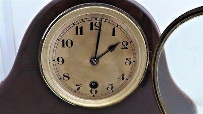 Napoleon type Style Mantle Clock 4
