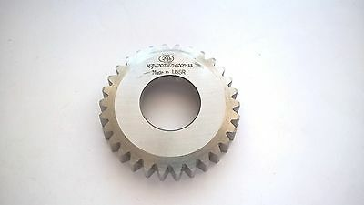Gear Shaper Cutter M3 Z-9 PA20° HSS USSR Shank Type Shaper Cutter