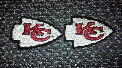 NFL KANSAS CITY CHIEFS Iron or Sew-On Patch National Emblem 2