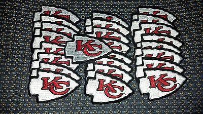 NFL KANSAS CITY CHIEFS Iron or Sew-On Patch National Emblem 6