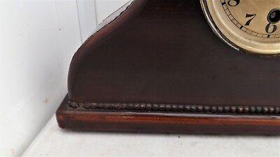 Napoleon type Style Mantle Clock 5