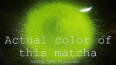 Japanese Green Tea Powder CEREMONIAL GRADE MATCHA 100g Milled4HoursEachAustralia 2
