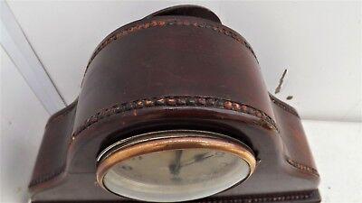 Napoleon type Style Mantle Clock 6