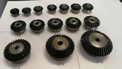 ETZR-45G-M1-25Z  Zahnrad Kegelrad Modul1 25 Zähne 45 Grad für Übersetzung 1:1 9