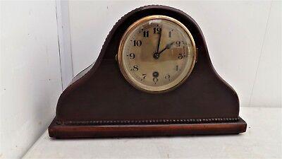 Napoleon type Style Mantle Clock 3