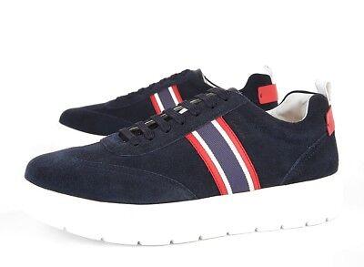 GEOX RESPIRA KAULA U926XD scarpe uomo sneakers pelle