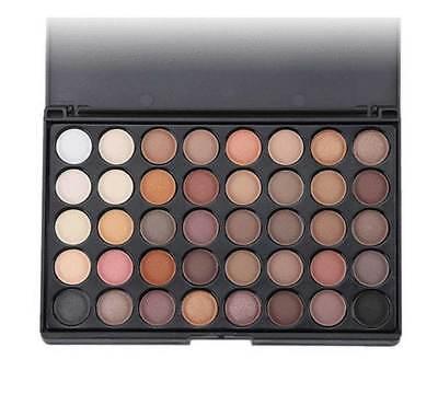 Eyeshadow Palette Makeup 40 Color Cream Eye Shadow Matte Shimmer Set Cosmetic 9
