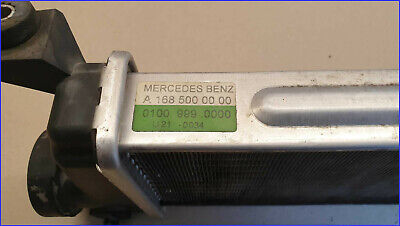 Wasserkühler MERCEDES-BENZ A-KLASSE W168 A 170 CDI