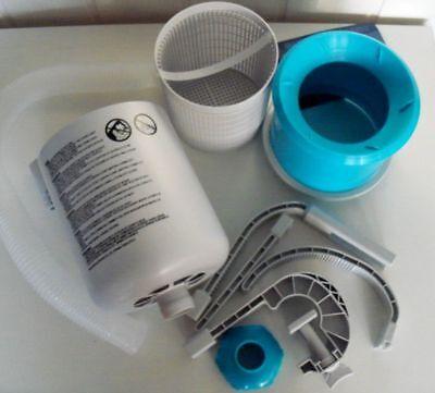 Skimmer Intex Oberflächenskimmer Oberflächensauger Einlaufdüse Pool Filter 28000 4