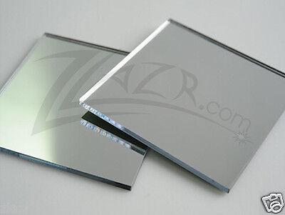 """12/"""" x 18/"""" x 1//16/"""" THIN MIRROR Acrylic Sheet Plastic Plexiglass Square FreeSH 1"""
