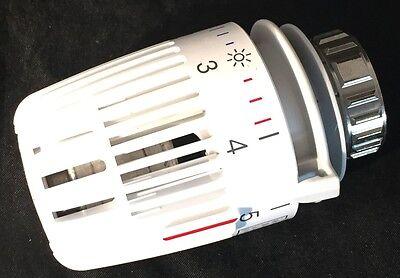 M30x 1,5 Heimeier kompatibel weiß 9010408 Thermostatkopf EVENES Typ Standard