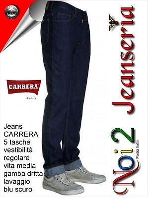 JEANS CARRERA LEGGERO 11 Oz  BOMBASTIC 5 TASCHE  MIS 46 48 50 52 54 56 58 60 62