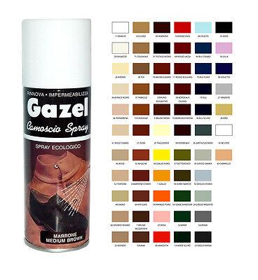 Colore Spray Per Scarpe Rinnova 50 4 Eur Camoscina Camoscio In HrFY7nrqw