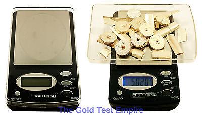 Gold/silver & Diamond Tester Gemstone Testing Kit Digital Electronic Test Scale 2