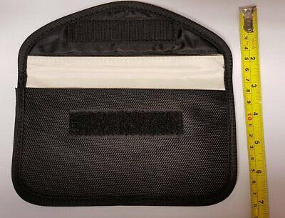Genuine Car Key Keyless Entry Fob Signal Blocker Faraday Bag - Larger Version 10
