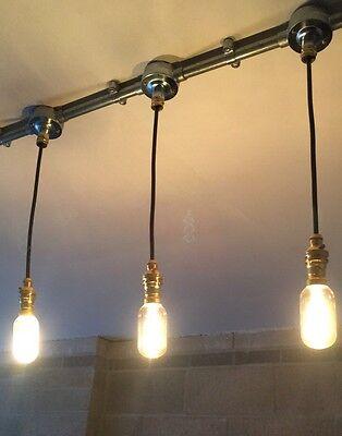 Conduit Ceiling Light Br Pendant Lighting Hanging Lamp Holder
