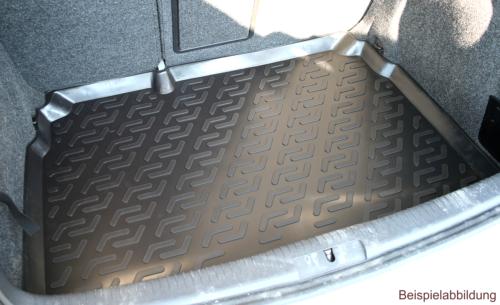 PREMIUM Kofferraumwanne Kofferraummatte für VW Tiguan I obere Etage Bj 07-15