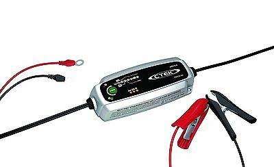 New CTEK Multi MXS 3.8A 12V Car Bike Battery SMART Trickle Charger +Conditioner 2