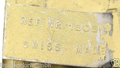 ETERNA MATIC NAMENSSCHILD FÜR JUWELIERE - ca.1950er Jahre -für Konzessionäre