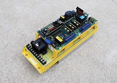 Fanuc A06B-6058-H011 Servo Amplifier, A06B6058H011 - USED
