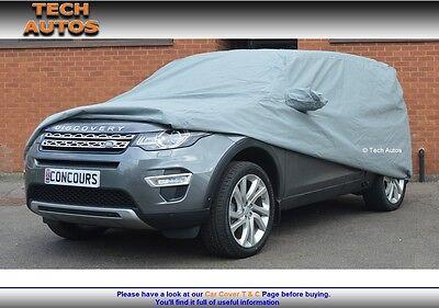 Indoor Grey Dust Cover Lightweight Horizon Range Rover Evoque L538 2
